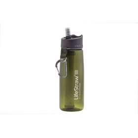 LifeStraw Go 2-Stage Bidon zielony